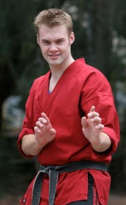 Zoltan Levitt excellent instructor in kids martial arts
