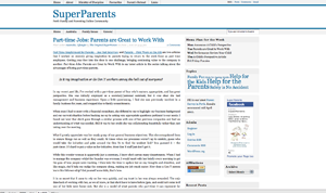 Website SuperParents