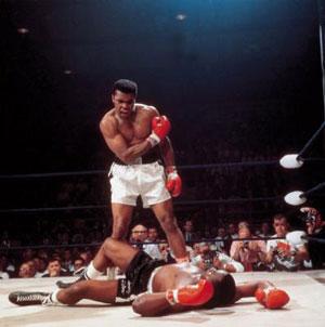 Muhammad Ali in his prime