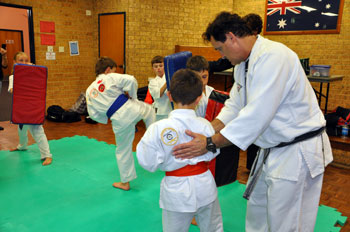after school activities like karate can help kids
