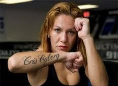 photo of Cristiane Cyborg Santos