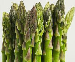 Asparagus is now my favorite vegetable.