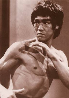 Bruce Lee not afraid to be different
